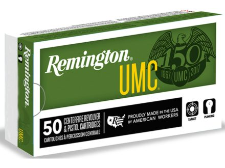 Remington UMC Ammunition 45 ACP 185 Grain Full Metal Jacket Box of 50