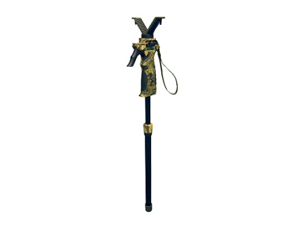 Primos Trigger Stick Short Monopod Shooting Sticks Polymer Mossy Oak Break-Up Camo
