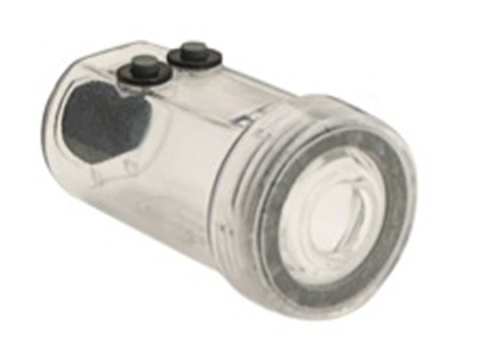 EPIC Waterproof Action Camera Housing for D1 Series Polymer Clear