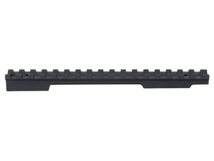 EGW 1-Piece Picatinny-Style 20 MOA Elevated Base Remington 700 Long Action Matte