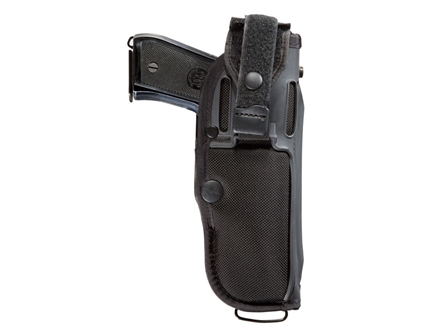 Bianchi T6505 Tac Holster UM92 Glock 17, 20, 21, 22, HK USP Compact 40, Sig Sauer P220, P226 Nylon Black