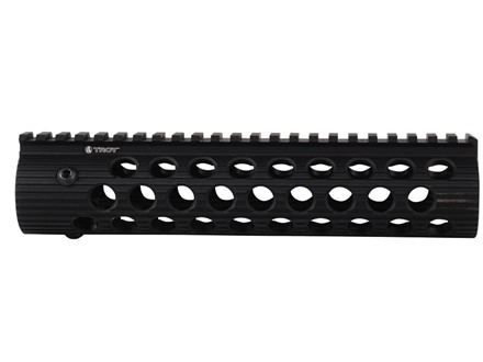 "Troy Industries 9"" Alpha Battle Rail Modular Free Float Handguard AR-15"