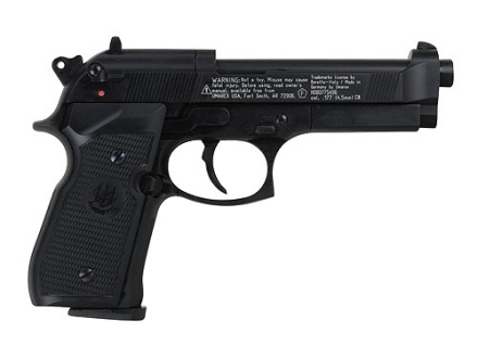 Beretta M92FS Air Pistol 177 Caliber Blue