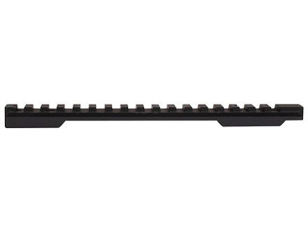 Talley 1-Piece Picatinny-Style Base Savage 110 through 116 Round Rear Matte