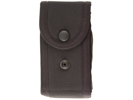 Bianchi M1030 Military Magazine Pouch Beretta 92, 96, Browning Hi-Power, Sig Sauer P226, P228, P229 Nylon Black