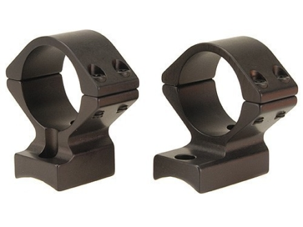 "Talley Lightweight 2-Piece Scope Mounts with Integral 1"" Rings Kimber 8400 (8x 40 Screws) Matte Low"