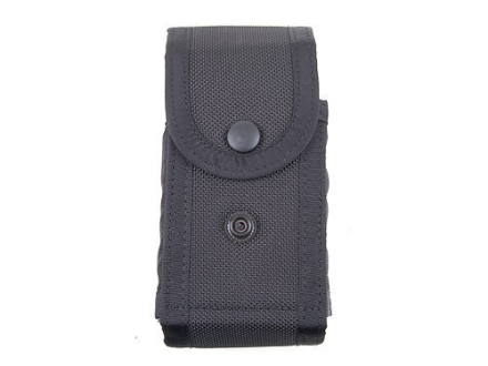 Bianchi M1030 Military Magazine Pouch 1911, Ruger P91, S&amp;W 1066, 1076, 3913, 4516 Nylon Black