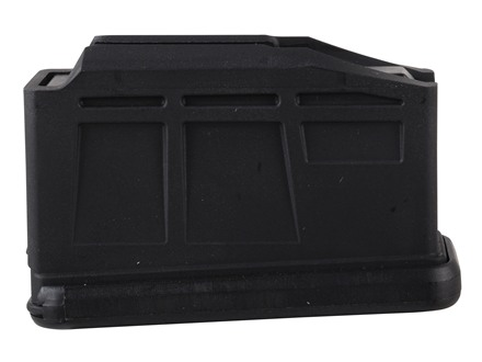 Ruger Magazine Ruger Gunsite Scout 308 Winchester 3-Round Polymer Black