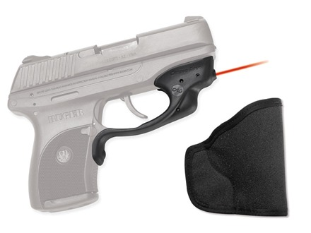 Crimson Trace Laserguard with Pocket Holster Ruger LC9 Overmolded Rubber Black