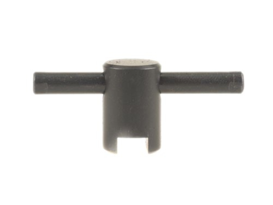 Thompson Center Universal Black Powder Rifle Nipple Wrench for Musket & #11 Percussion Caps Black