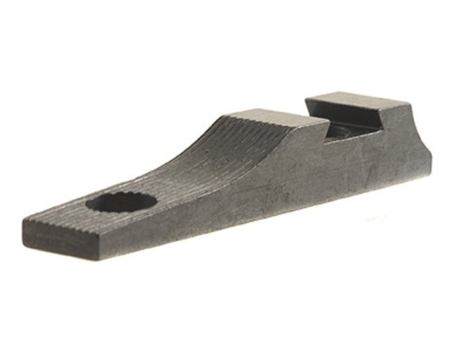 """Marble's Front Sight Ramp .225"""" Height .375"""" Dovetail Slot for Octagon Barrel Steel Blue"""