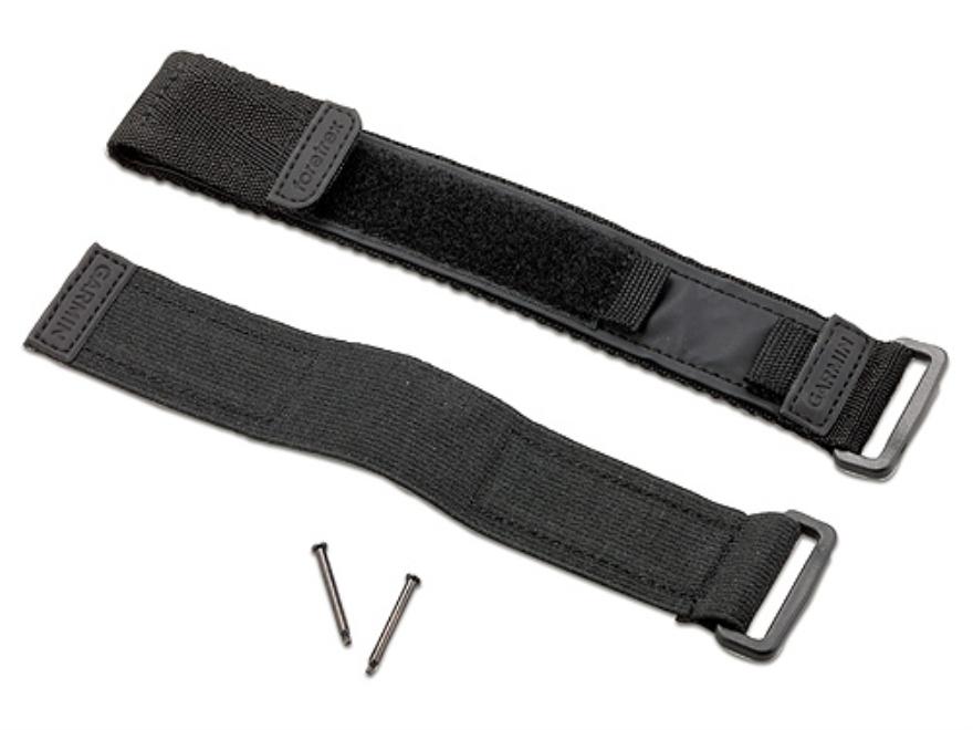 Garmin Hook-&-Loop Fastener Wrist Strap fits Foretrex Models Nylon Black