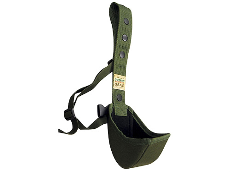 Primos Bow Holster Bow Rest Nylon Green
