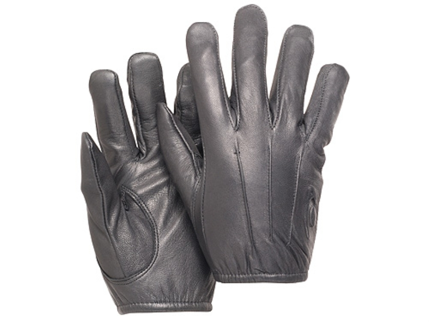 Hatch RFK300 Resister Duty Gloves with Kevlar Liner Leather Black XL