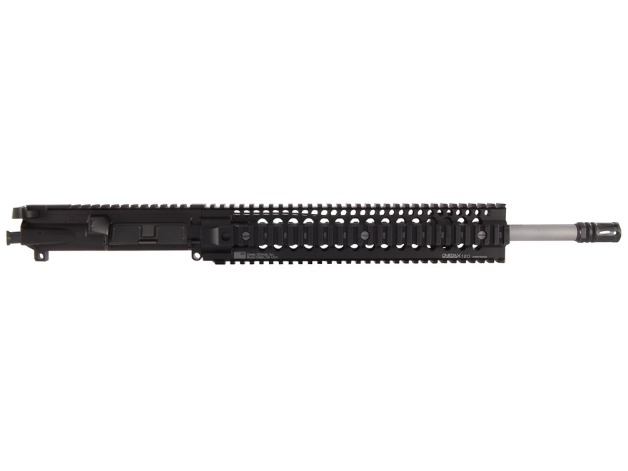 """Syrac Ordnance AR-15 A3 Flat-Top Upper Assembly 223 Wylde 1 in 8"""" Twist 16"""" Barrel Stai..."""