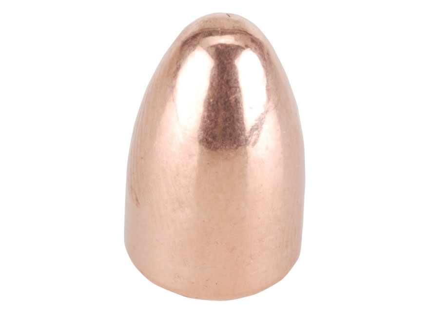 Rainier LeadSafe Bullets 9mm (355 Diameter) 115 Grain Plated Round Nose
