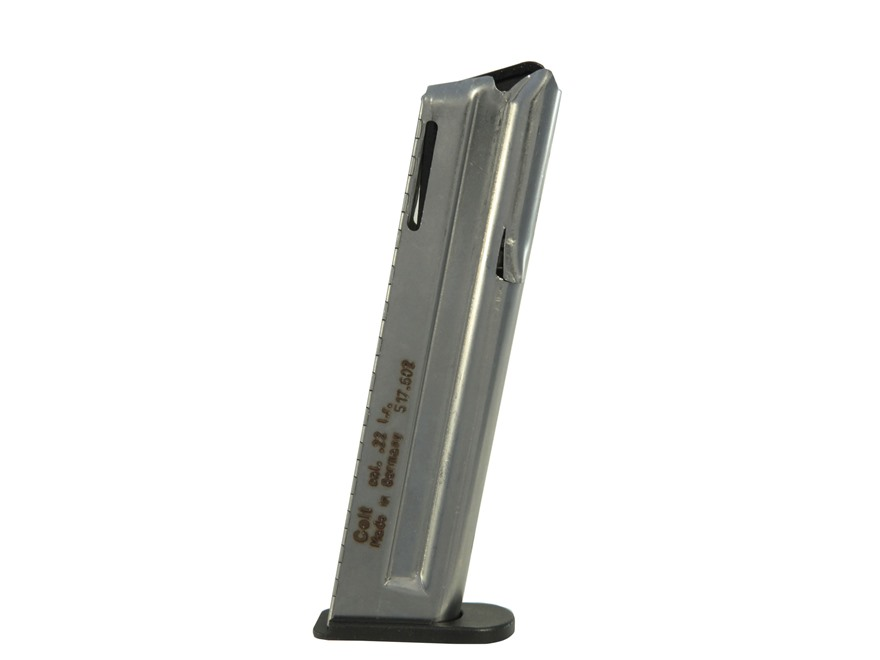 Colt Magazine Colt 1911 22 Long Rifle Stainless Steel