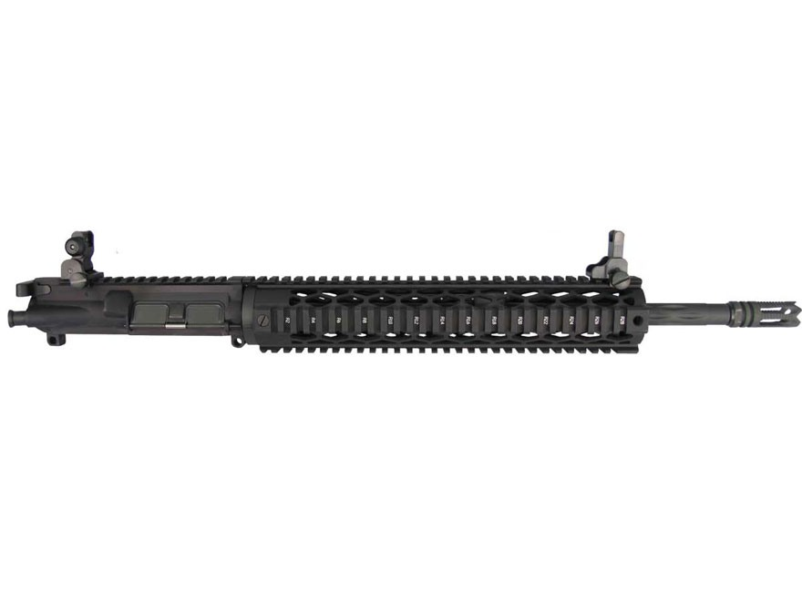 "Yankee Hill AR-15 Specter XL Black Diamond Upper Receiver Assembly 6.8mm Remington SPC II 16"" Barrel"