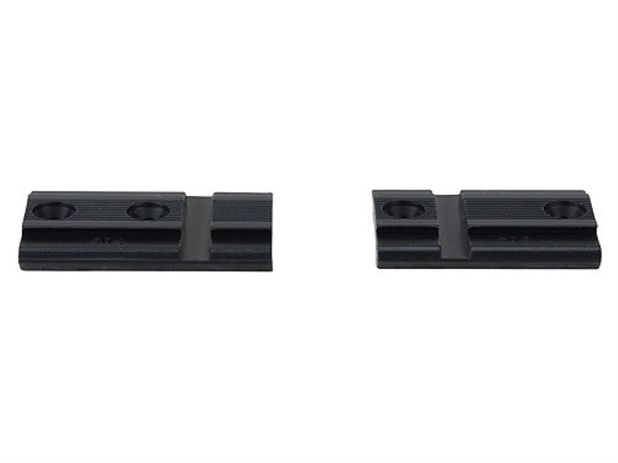 Weaver 2-Piece Top Mount Base Ruger 10/22 Matte