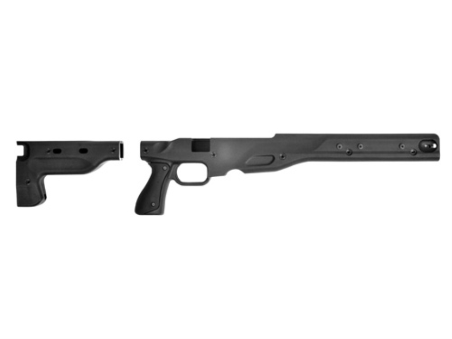 Victor Company Viperskins Accuracy International Chassis System (AICS) Short Action 2.0 Black