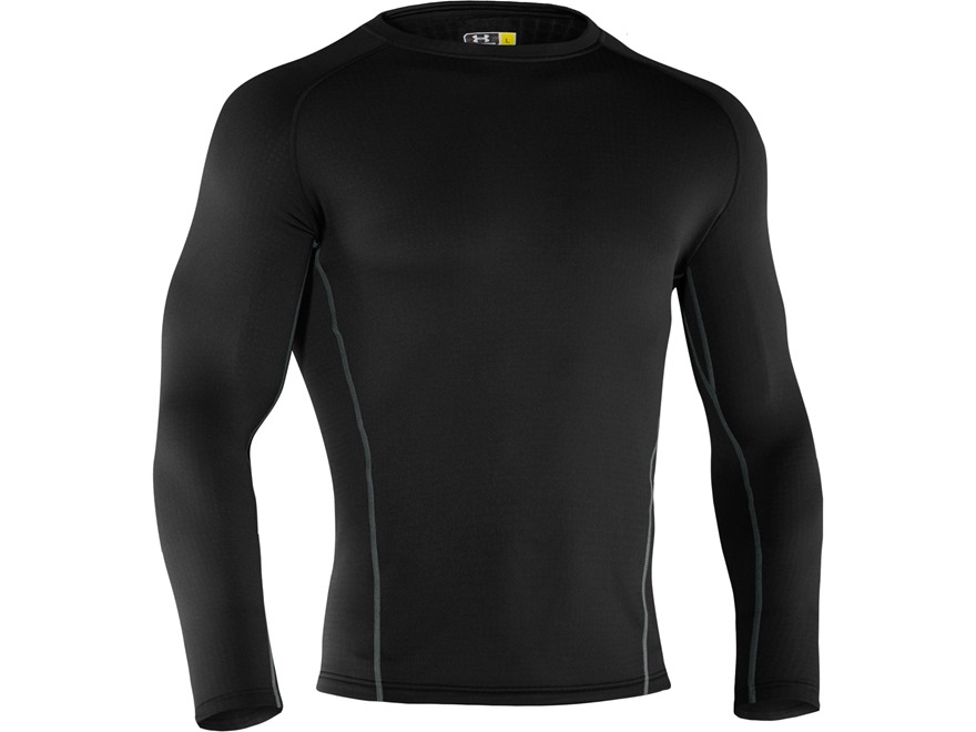 Under Armour Men's Base 3.0 Crew Base Layer Shirt