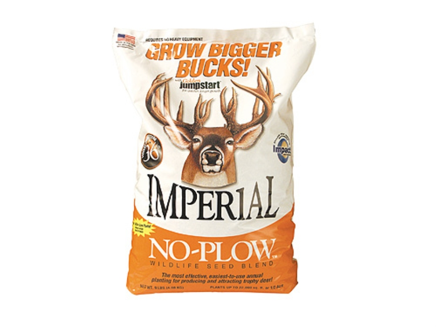 "Whitetail Institute Imperial ""No-Plow"" Annual Food Plot Seed 25 lb"