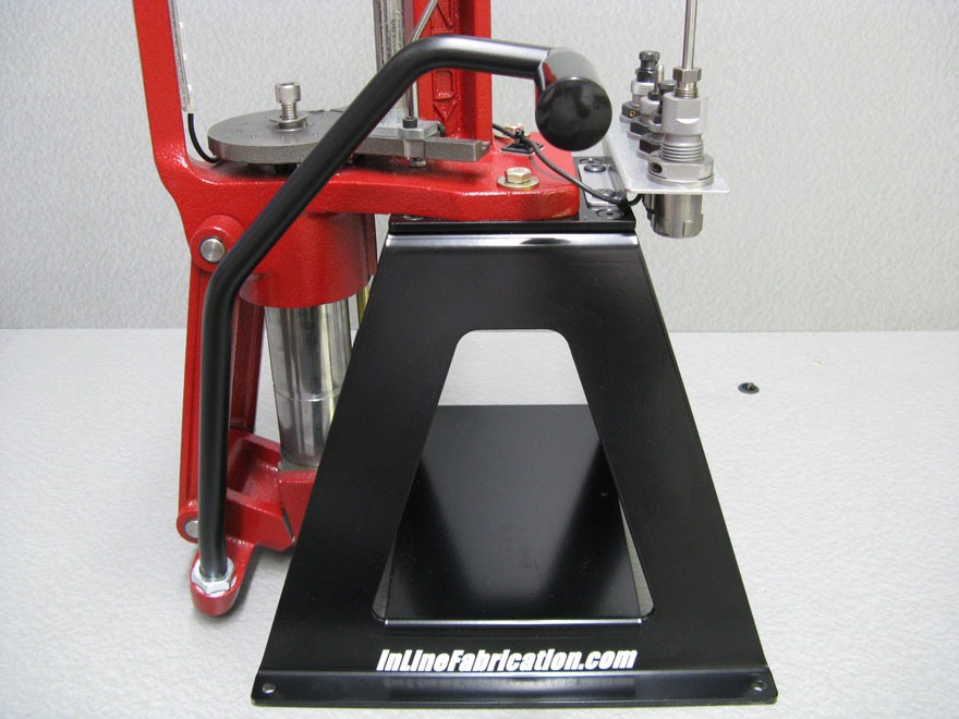 Inline Fabrication Short Ergo Roller Handle for Hornady Lock-N-Load AP Press