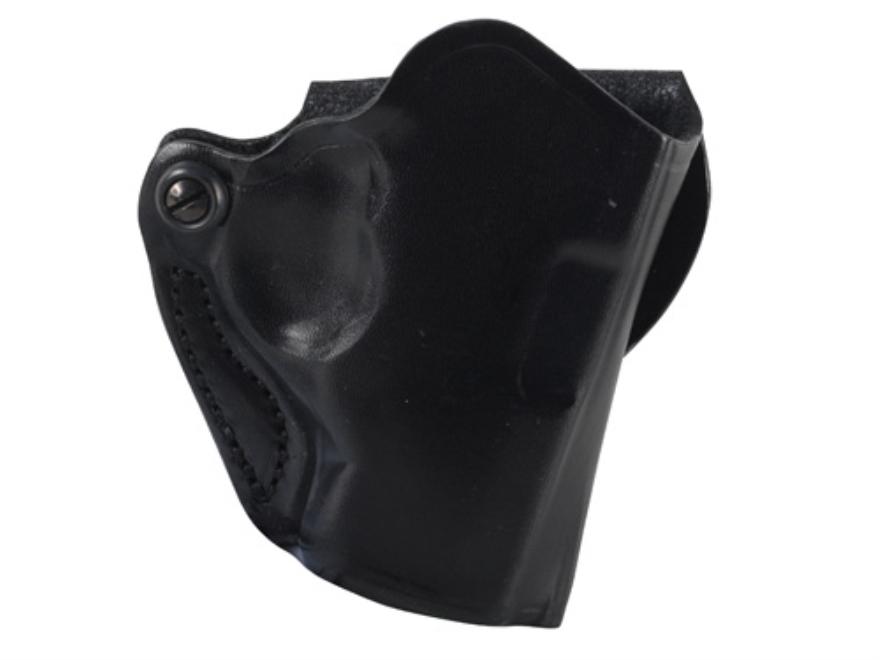 DeSantis Mini Scabbard Belt Holster Beretta Nano Leather