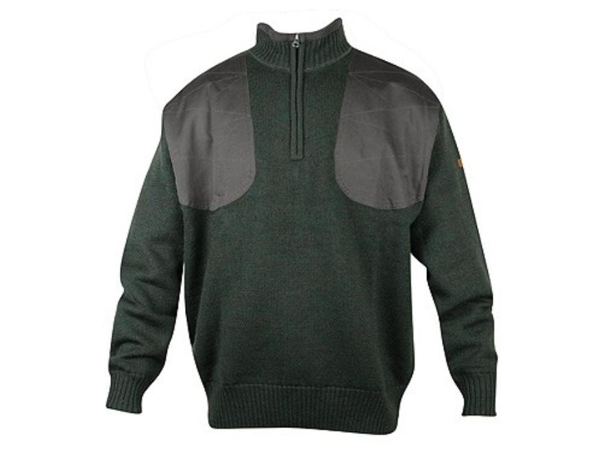 Beretta Wind Barrier Northeastern 1/4 Zip Sweater Wool