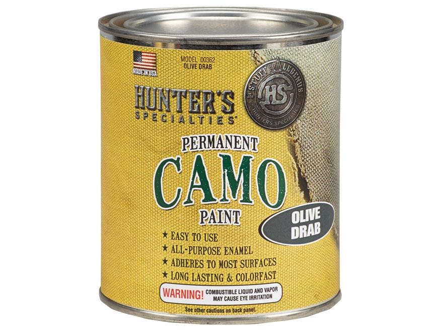Hunter's Specialties Camo Paint Quart