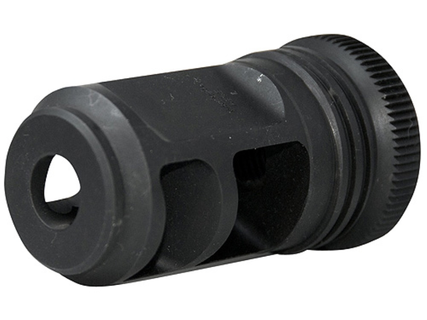 Advanced Armament Co (AAC) Blackout Muzzle Brake 80-Tooth Cyclops Suppressor Mount Barr...