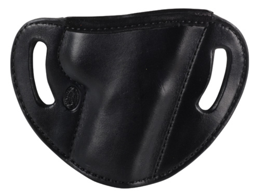 El Paso Saddlery #88 Street Combat Outside the Waistband Holster Right Hand S&W M&P 9mm, 40 S&W Leather