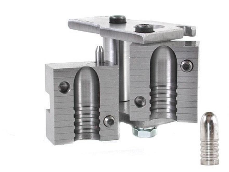 "Hoch Custom 1-Cavity Nose Pour BPCR Bullet Mold 45 Caliber (459 Diameter) 510 Grain Government Round Nose 1.275"" Bullet Length"