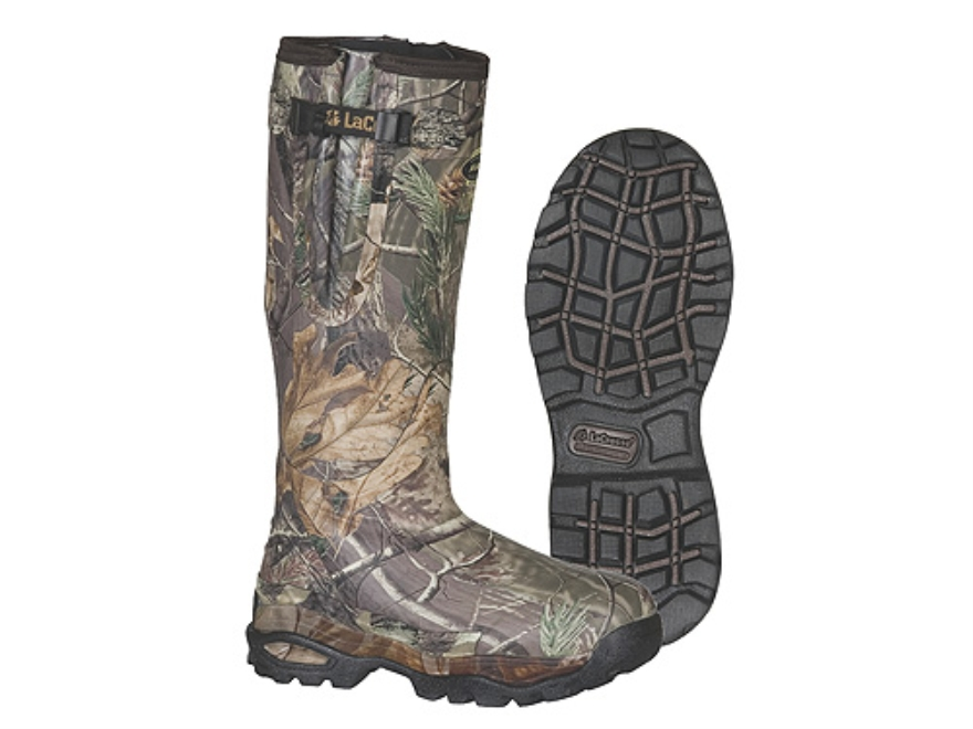 "Lacrosse Alpha Burly Sport 18"" Waterproof 1200 Gram Insulated Hunting Boots"