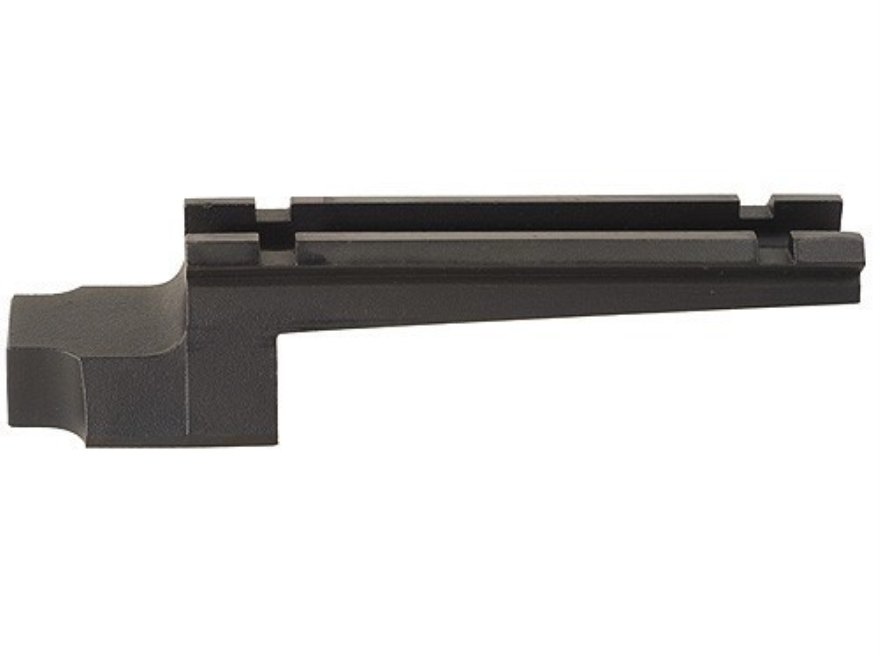 Ranch Scope Base Ruger Mini-14 Black Oxide
