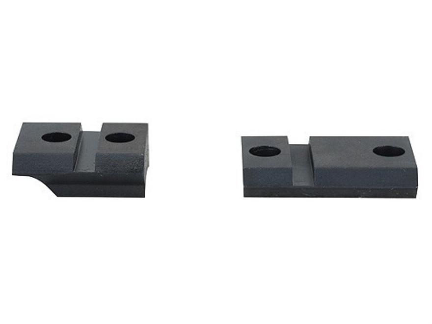 Warne Maxima 2-Piece Steel Weaver-Style Scope Base Swedish Mauser 96 Small Ring Unalter...