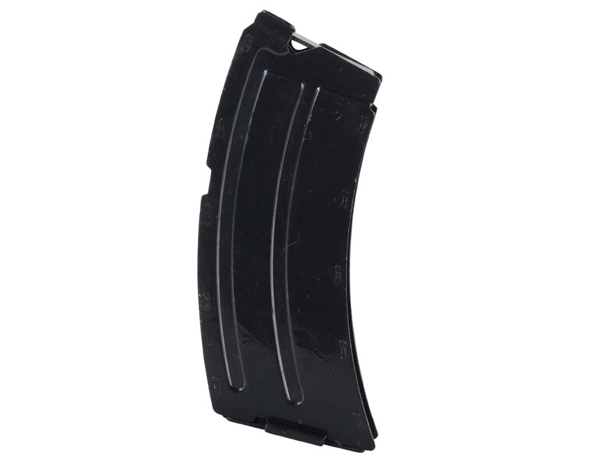 GPC Magazine Remington 511, 513, 521 22 Long Rifle Steel Black
