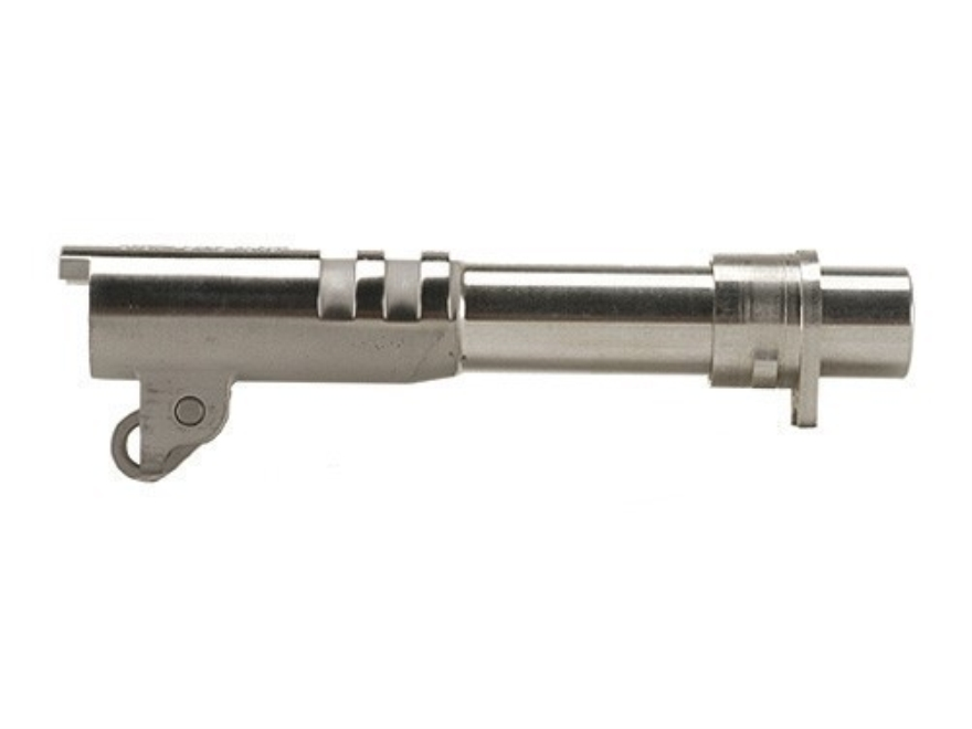"""Storm Lake Barrel with Bushing 1911 Government 45 ACP 1 in 16"""" Twist  5"""" Stainless Steel"""