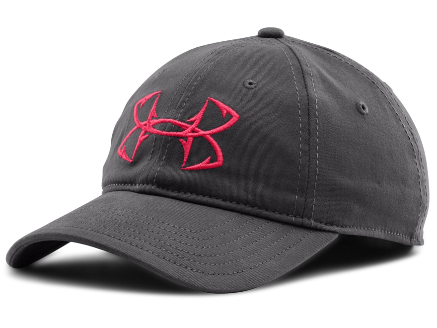 Under armour women 39 s fish hook cap polyester for Under armour fish hook hat