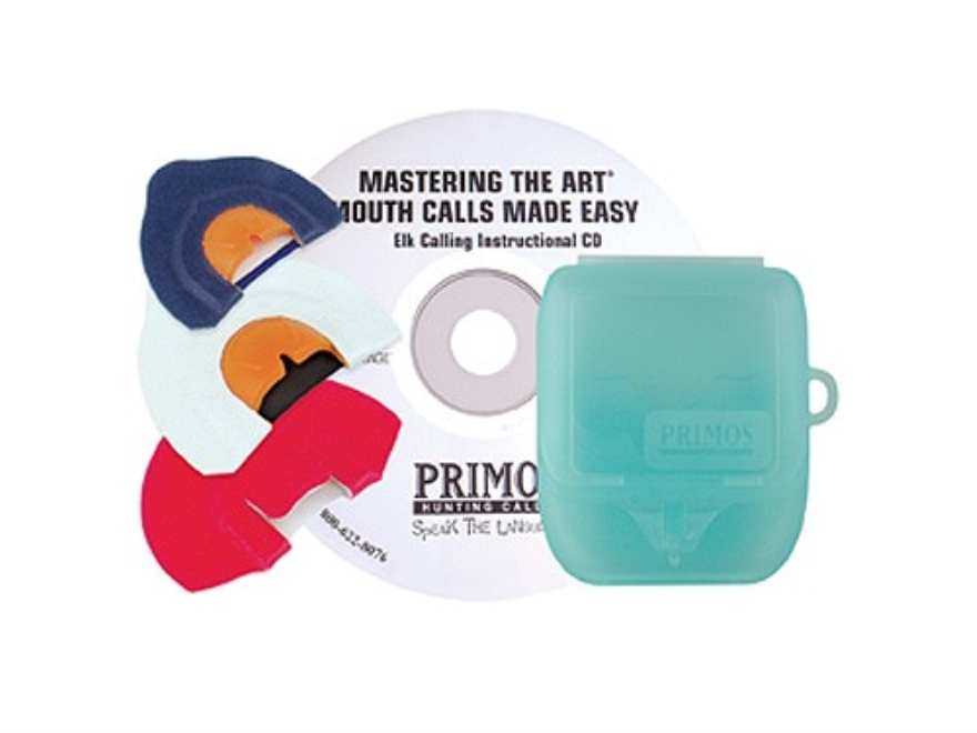 Primos Mastering the Art - Elk Call Pack