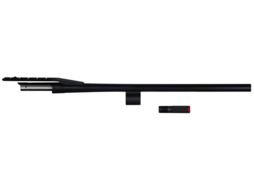 "Browning Slug Barrel Browning Gold Deer Hunter 12 Gauge 3"" 1 in 28"" Twist 22"" with Rifled Choke Tube, Cantilever Scope Mount Blue"