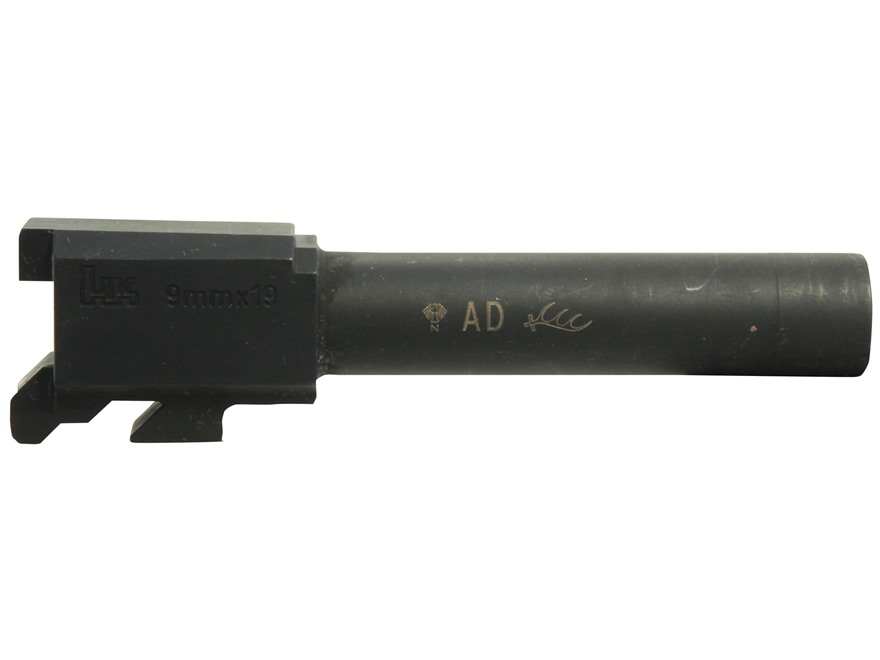 "HK Barrel HK P2000 9mm Luger 3.62"" Blue"