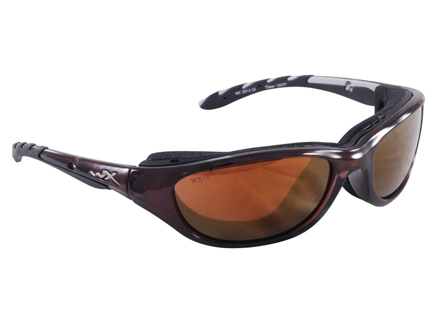 Wiley-X Airrage Shooting Glasses
