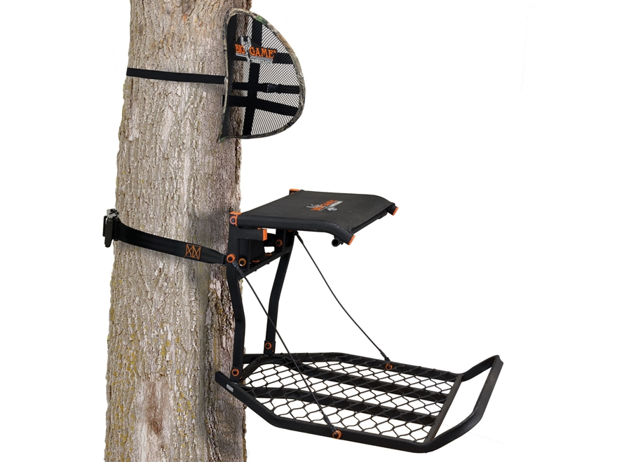 Big Game The Prodigy Hang On Treestand Steel