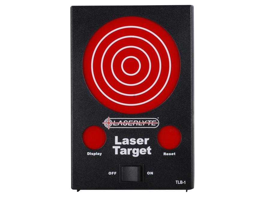 LaserLyte Laser Trainer Target System