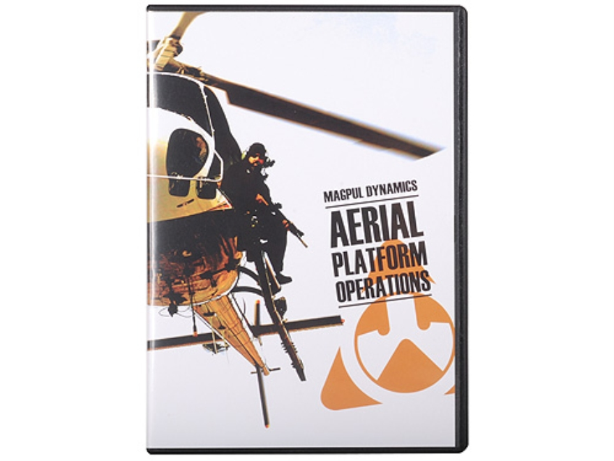 "Magpul Dynamics ""Aerial Platform Operations"" DVD"