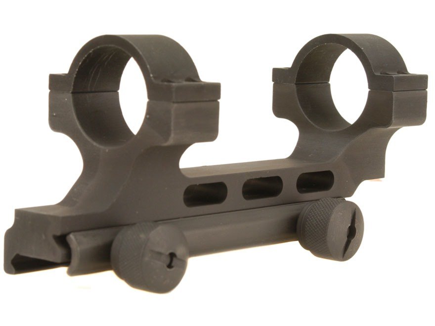 "Model 1 1-Piece Scope Mount with Integral 1"" Rings Flat-Top AR-15 Aluminum Matte"