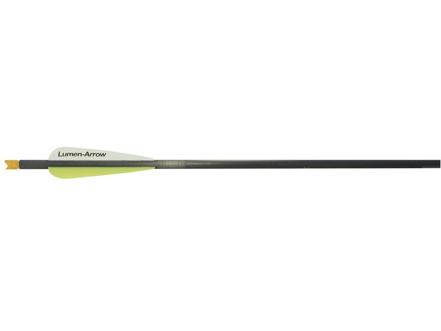 Lumenok Carbon Crossbow Bolt with Lighted Nock