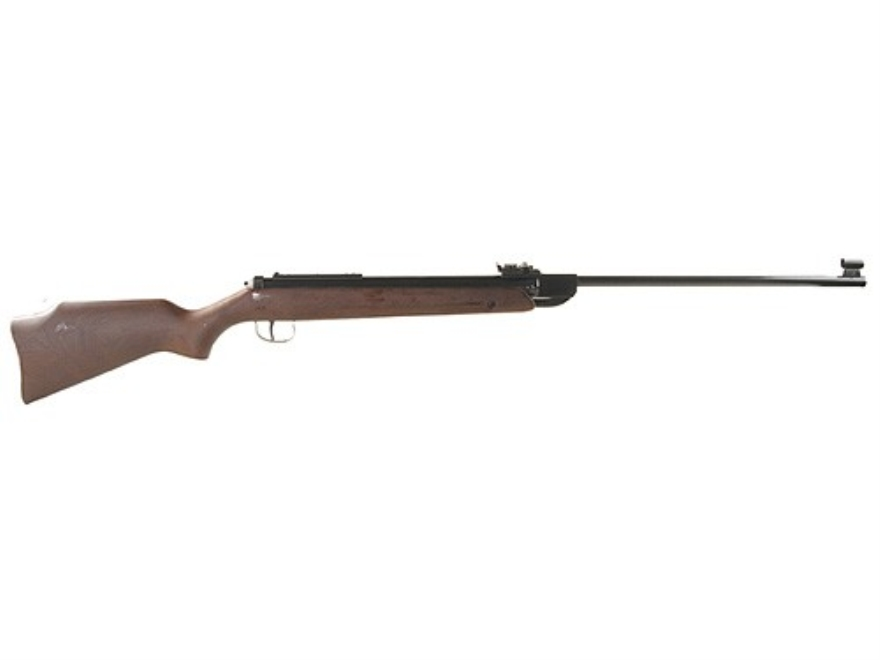 RWS 34 Pellet Air Rifle Wood Stock Blue Barrel