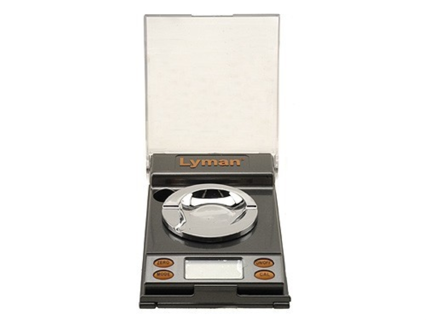 Lyman 1000 XP Electronic Powder Scale 1000 Grain Capacity 110 Volt